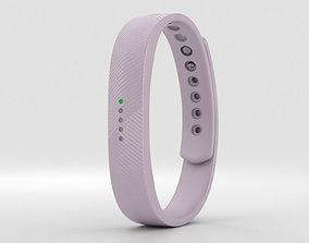 Fitbit Flex 2 Lavender 3D