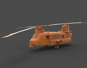 CH-47 3D printable model