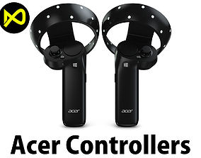 Acer Windows Mixed Controllers 3D