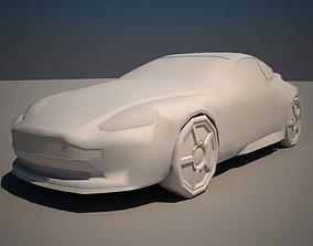 Aston Martin Vanquish 2 3D model