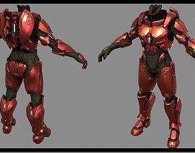3D printable model Halo 5 Guardians Hellcat