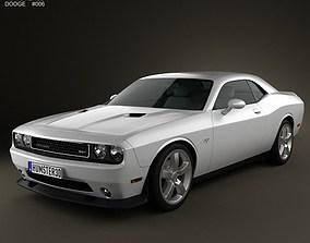 Dodge Challenger SRT8 2011 3D