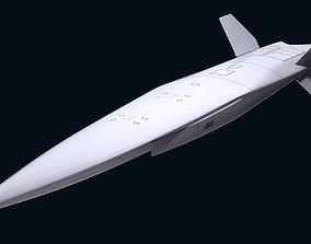 ASN4G - Air-sol Nucleaire de 4e Generation 3D model
