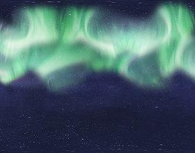 Skydome HDRI - Northern Lights 2 3D