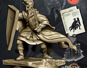 3D print model Dark Myrmidon