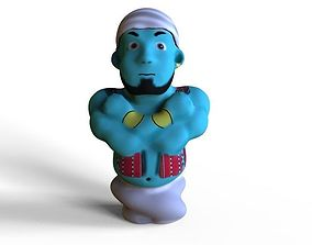 Genie 3D print model