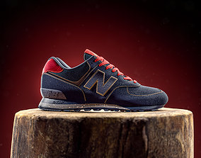 3D model New Balance CONFIGURABLE Shoes