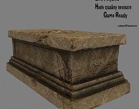 base statue 18 3D asset