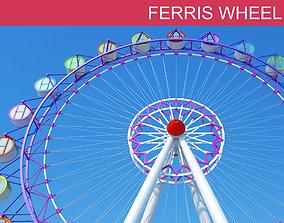 Ferris Wheel Park 3D model