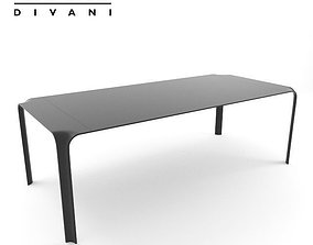 Living Divani BRASILIA 3D model quincoces