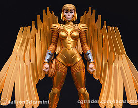 Wonder Woman 1984 3D print model