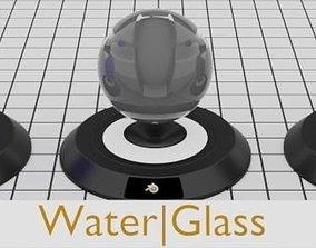 3D model Material Basic Pack