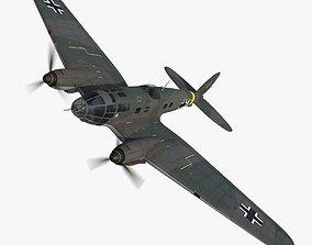 3D model Heinkel He 111 A1-AC