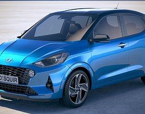 3D Hyundai i10 2020