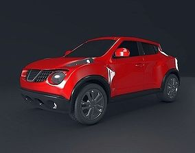 Nissan Juke 2011 restyled 3D dae