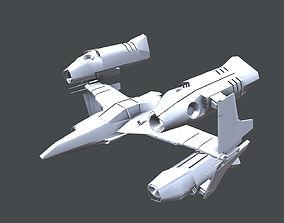 3D asset Air Craft