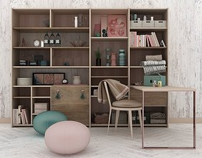 people 3D Shelving girly