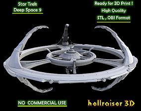 Star Trek - Deep Space 9 - 3D Printable Model ship