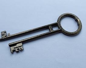 3D print model Key of Davy Jones from movie Pirates of 2