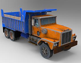 Pacific Truck Dump 3D