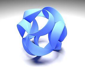 3D print model trinity