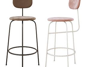 Afteroom Bar Chair Plus 3D model