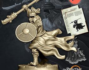 3D print model Dark Spearman - Presupported