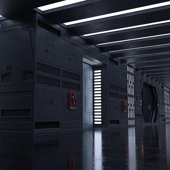 Imperial Corridor