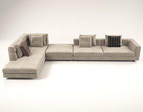 Terra sofa 3D model