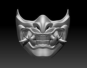 Sub Zero mask for cosplay Mortal Kombat 11 3D print model