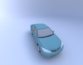 3D model 2005 Toyota Camry