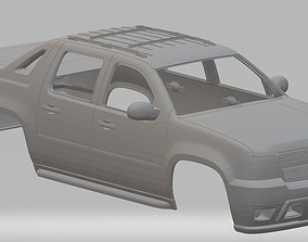 Avalanche 2011 Printable Body Car