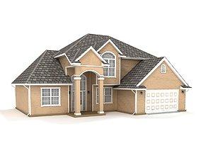 3D Cottage 17