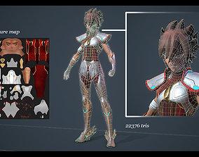 3D asset Saint Seiya Remastered