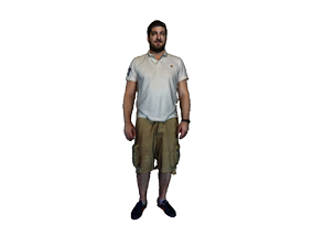 3D model Printle Homme 064