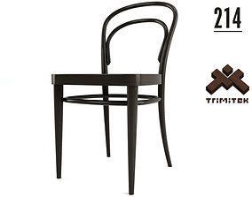 Thonet Chair No 214 3D asset
