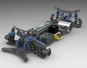 RC Xray T2 009 touring racing rc car rc 3D printable model