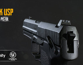 3D model HK USP