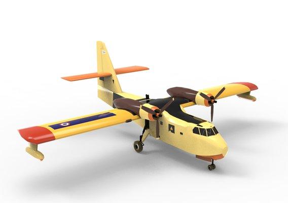 Canadair CL-215 Aircraft