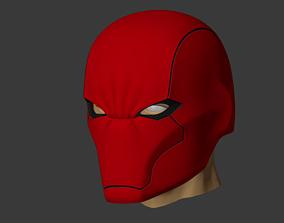 3D print model RedHood helmet