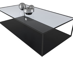 Coffee Table watson maisons du monde 3D model