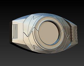 Power Morpher Buckle 3d model