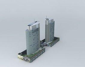 3D model The Ellipse