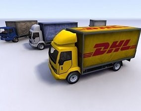 3D model Truck Collection