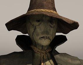 3D asset Scarecrow