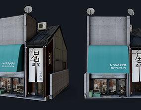 Kyoto Style House Faramiyuki 3D asset