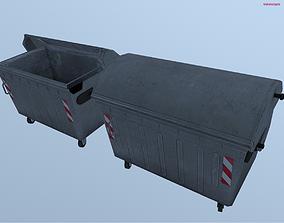 Dumpster Euro 3D model