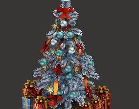 Fir tree 3D