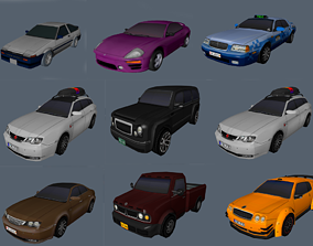 Complete Vehicle Pack 3D model