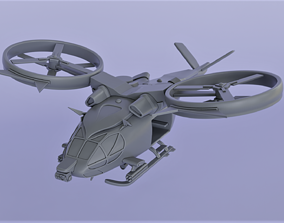 Aerospatiale SA-2 Samson 3D printable model sa2